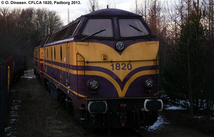 CFLCA 1820