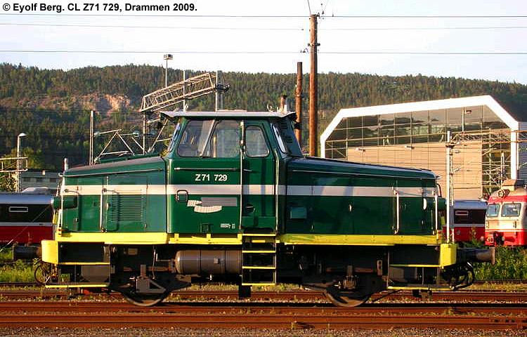 CL Z71 729