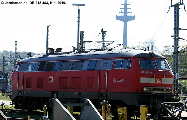 DB 218 453
