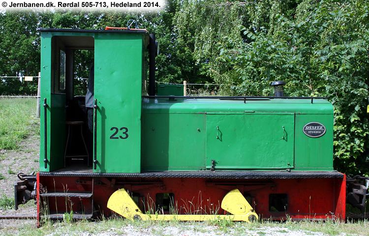 Rørdal 505-713