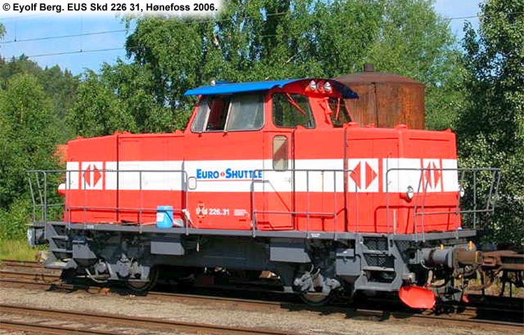 EUS Skd 226.31