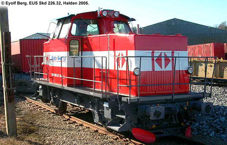 EUS Skd 226.32