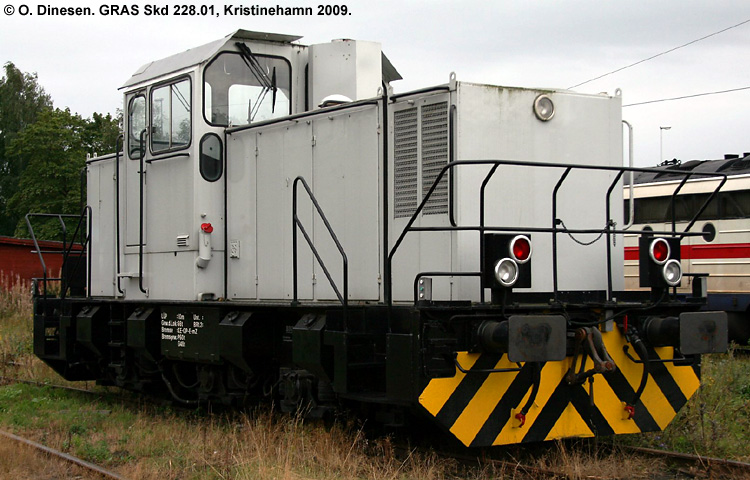 GRAS Skd 228.01