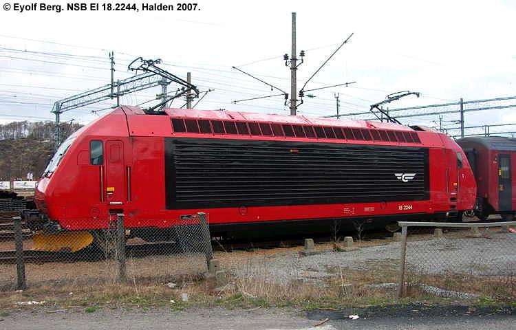 NSB El 18.2244