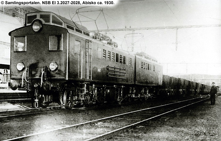NSB El 3.2027-2028