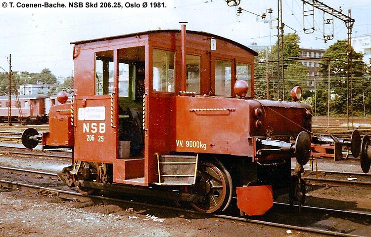 NSB Sk1 25