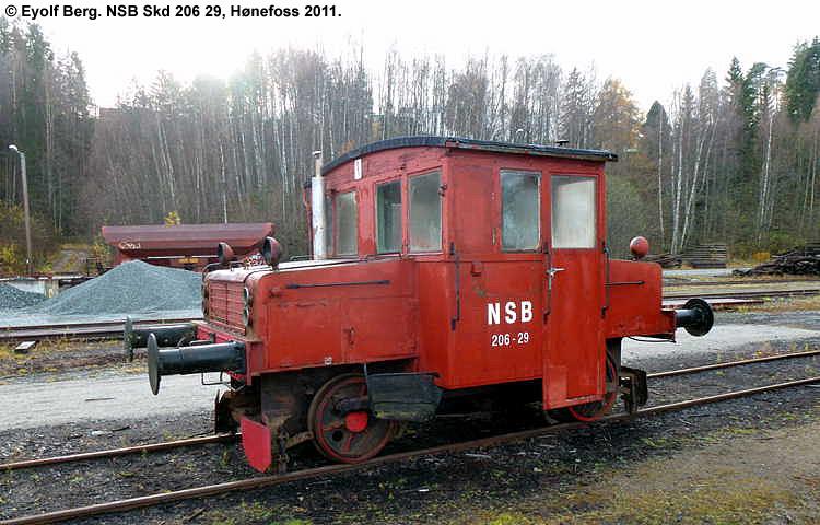 NSB Sk1 29