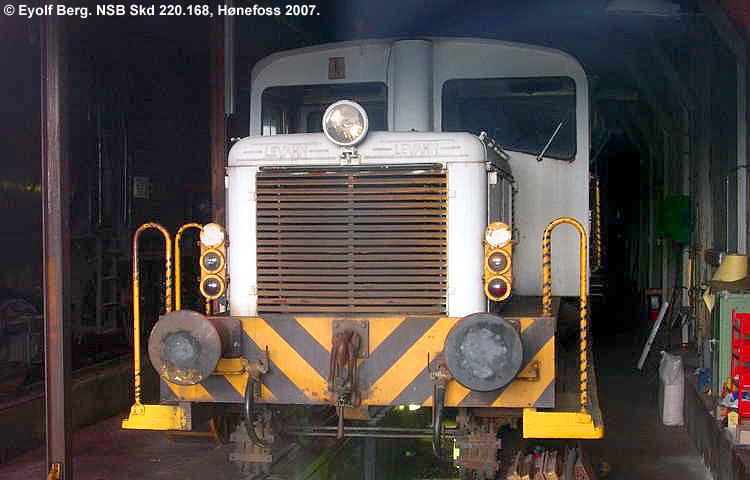 NSB Skd 220c 168