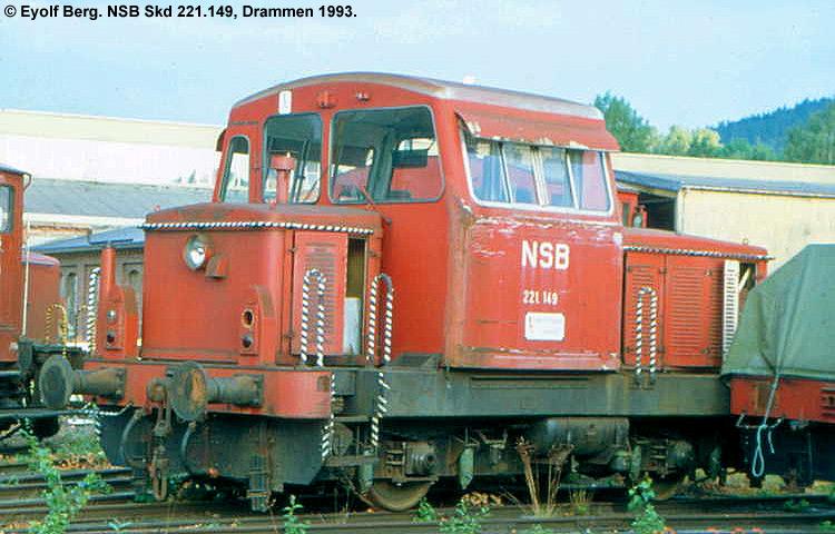 NSB Skd 221.149