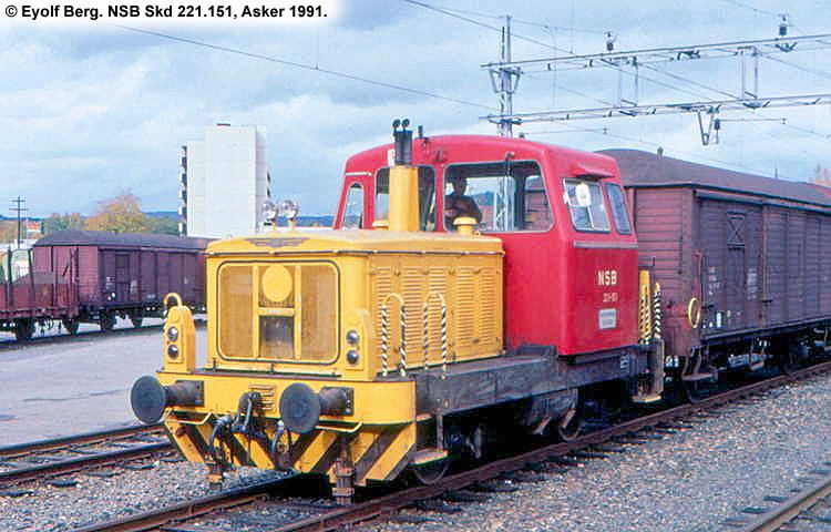 NSB Skd 221.151