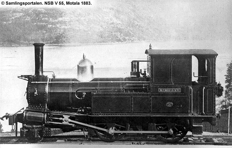 NSB V 55