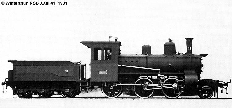 NSB XXIII 41