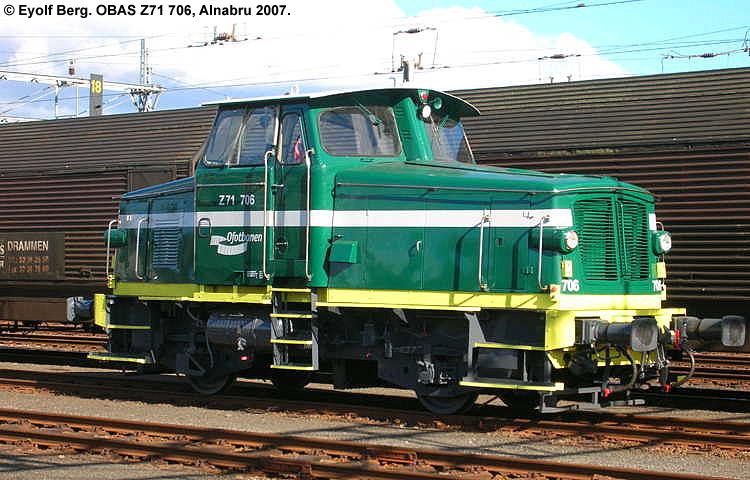 OBAS Z71 706