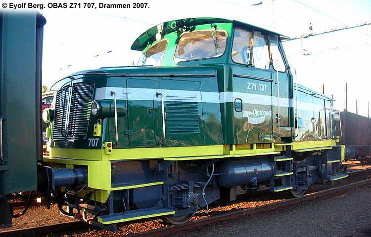OBAS Z71 707