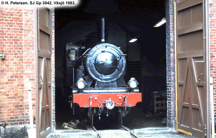 SJ Gp 3042