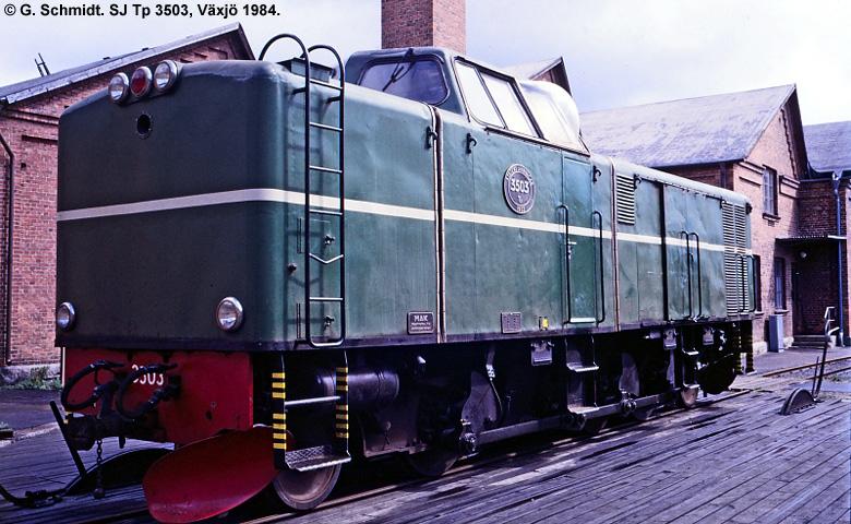 SJ Tp 3503