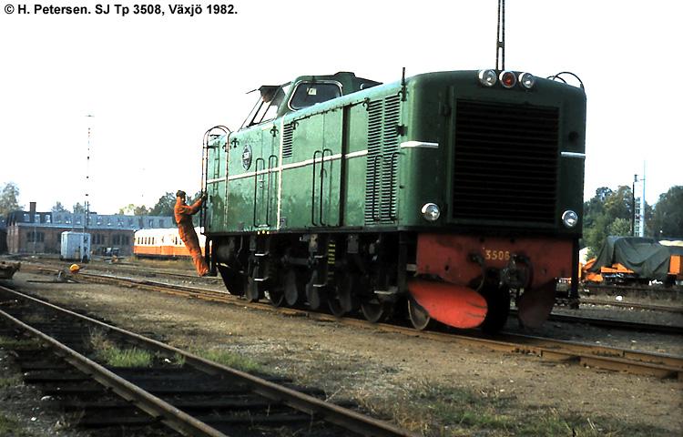 SJ Tp 3508