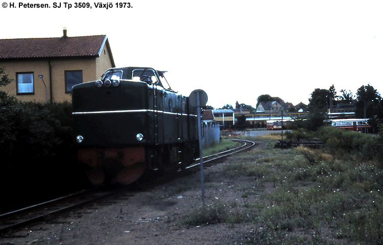 SJ Tp 3509