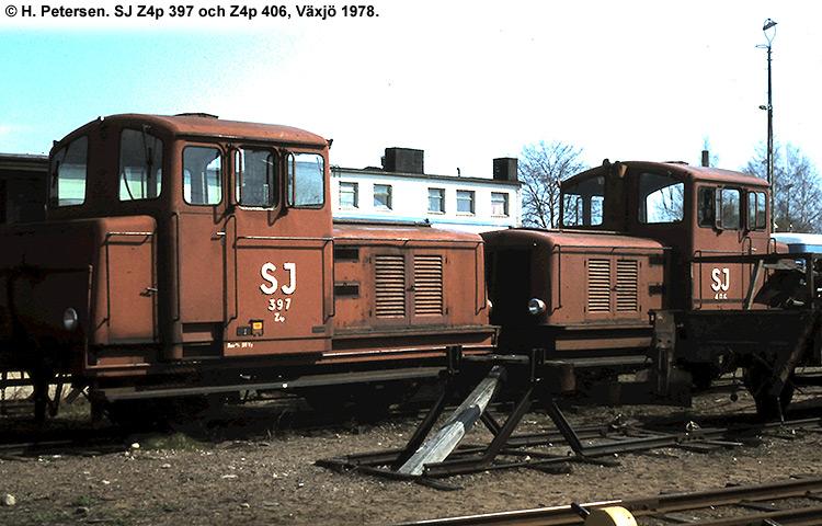 SJ Z4p 397