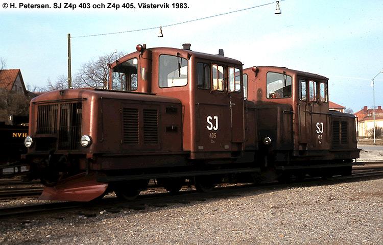 SJ Z4p 403
