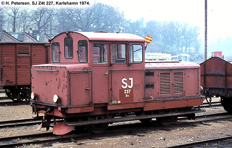 SJ Z4t 227