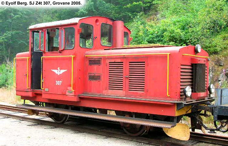 SJ Z4t 307