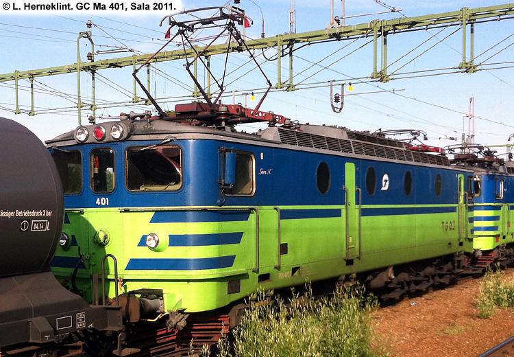 GC Ma 401
