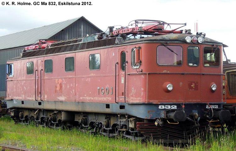 GC Ma 832