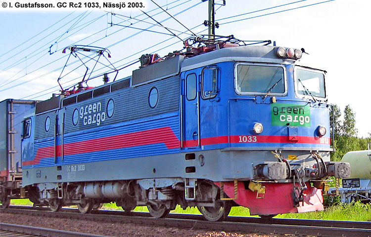 GC Rc 1033