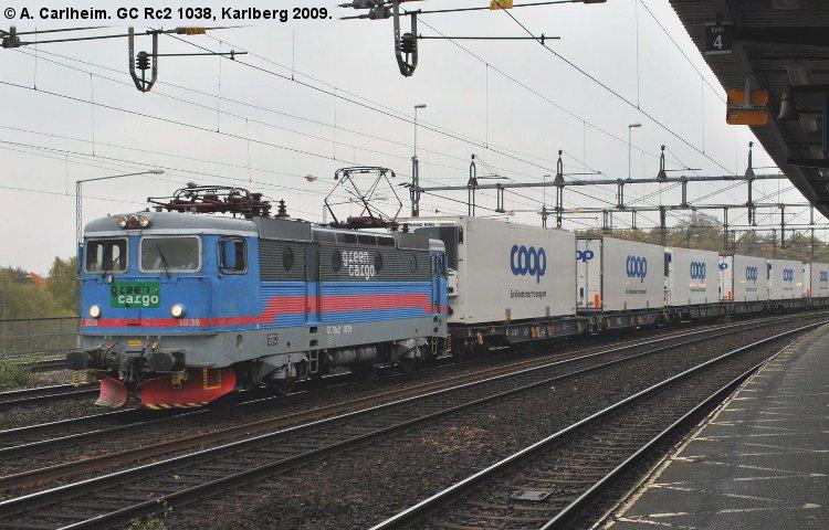 GC Rc 1038