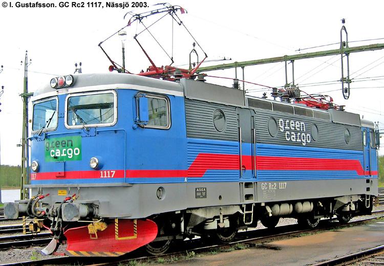 GC Rc 1117