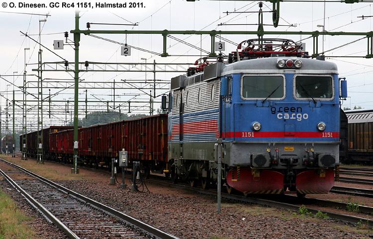 GC Rc 1151