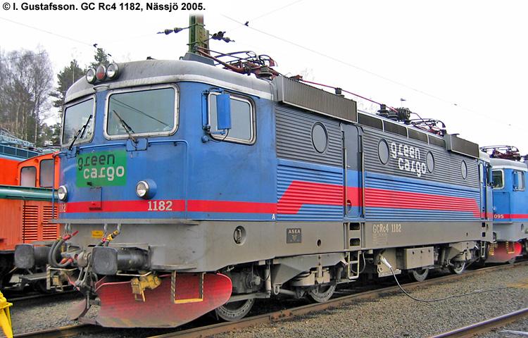 GC Rc 1182