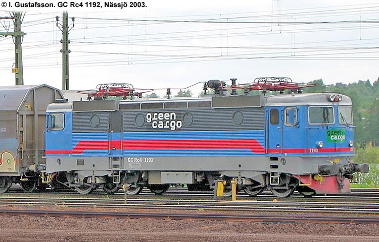 GC Rc4 1192