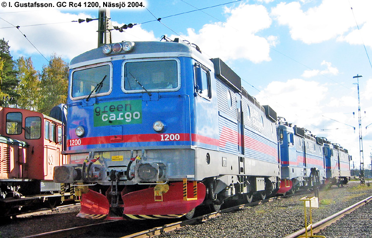 GC Rc4 1200