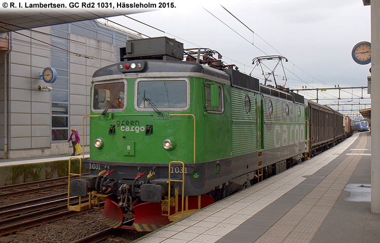 GC Rd 1031