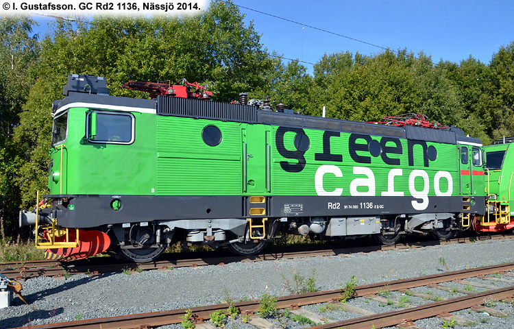 GC Rd 1136