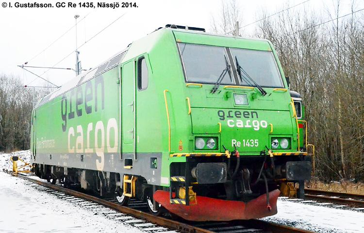 GC Re 1435
