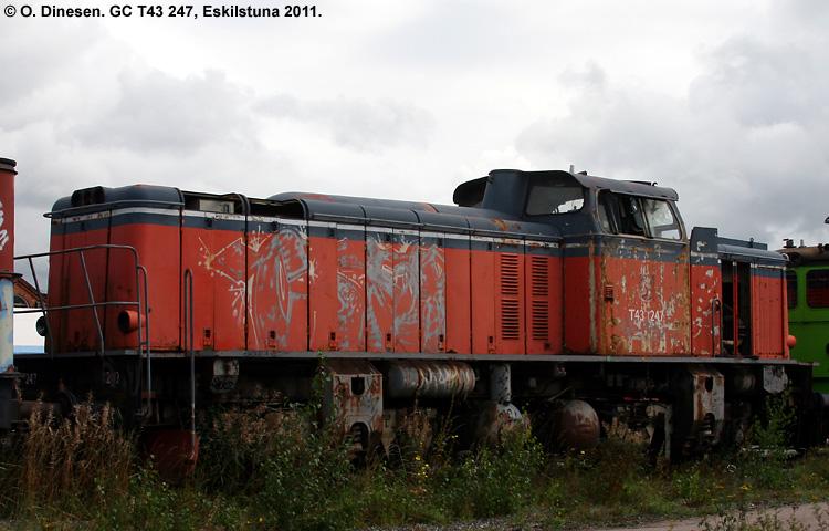 GC T43 247