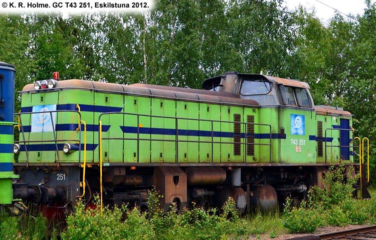 GC T43 251