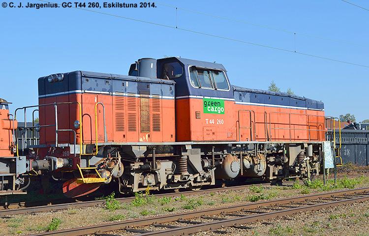 GC T44 260