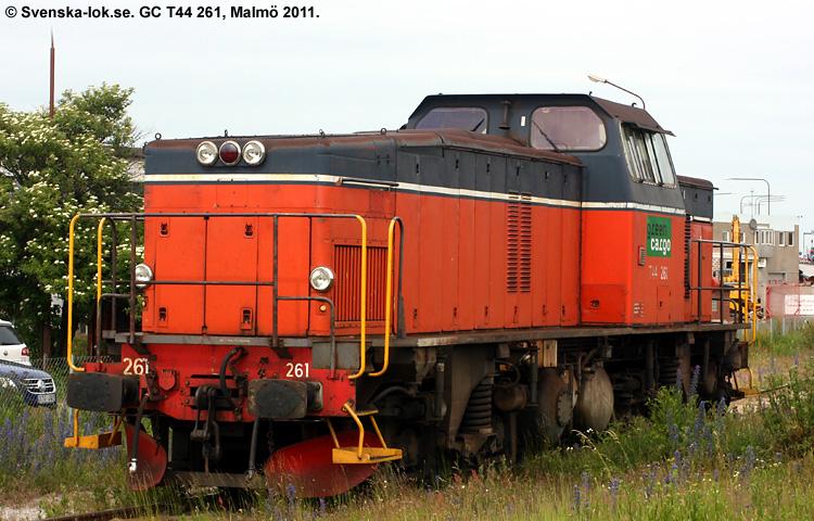 GC T44 261