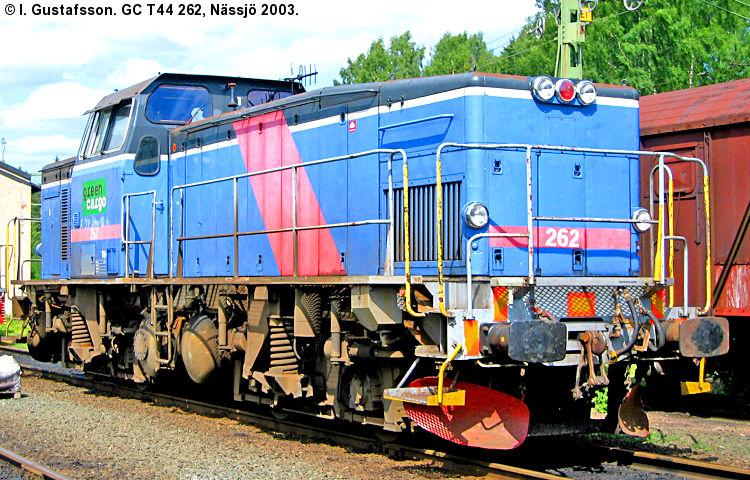 GC T44 262