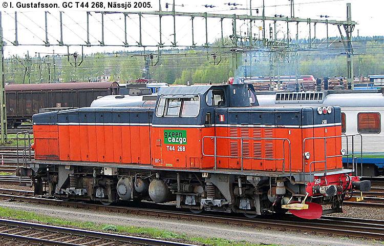 GC T44 268