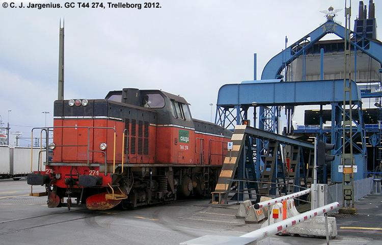 GC T44 274