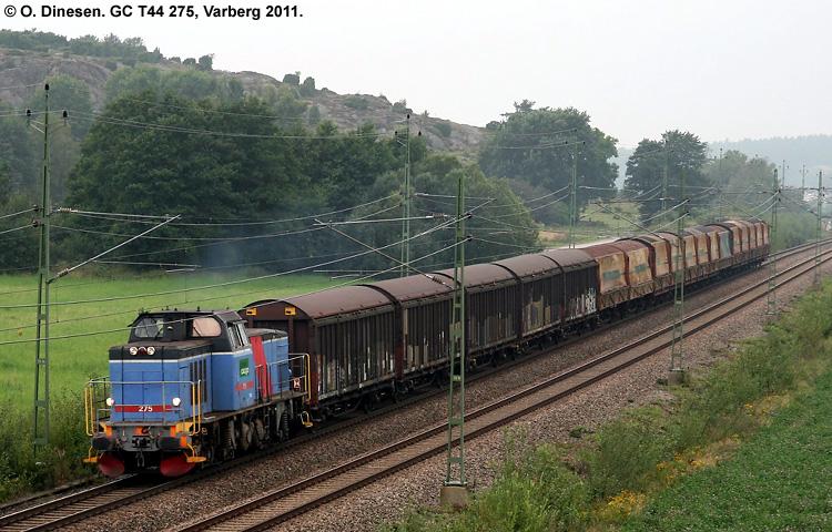 GC T44 275
