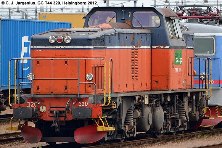 GC T44 320