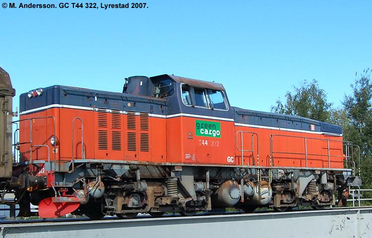 GC T44 322