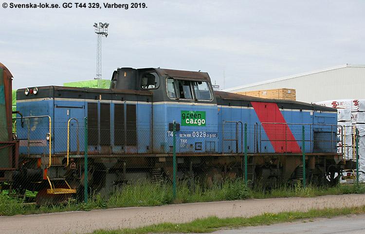 GC T44 329