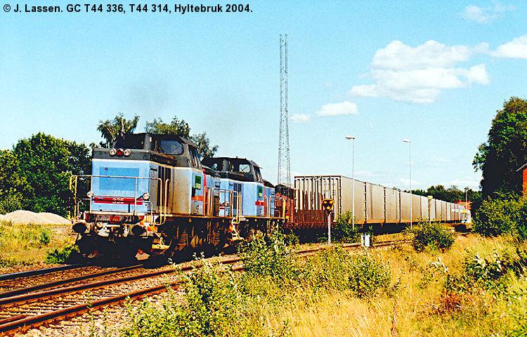 GC T44 336
